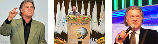Bob Pritchard Speaker