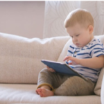 Screen time is a major issue for kids